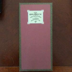 Dave Brubeck: Time Signatures 4 cds box set
